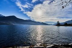Varie_9 (simonealbini) Tags: italia sonya7mklll canonlens lagodicomo comolake lake italy dongo acqua cielo sky nature landscape colors bluesky winter