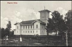 Postkort fra Agder (Avtrykket) Tags: empire empirestil grav gravsten kirkegård langkirke postkort arendal austagder norway nor