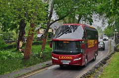 Raining Trees... (Better Living Through Chemistry37 (Archive 2)) Tags: leons bt14lct 211 neoplan starliner2
