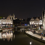 Ghent at night thumbnail