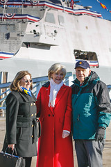 20181215_Y5C3117_m (LCS Team Freedom) Tags: 2018 christening lcs lcs19 launch littoralcombatship marinette shipyard stlouis usnavy usn wi wisconsin