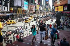 honestly (stocks photography.) Tags: michaelmarsh newyork photographer photography manhattan honestly streetphotography timessquare