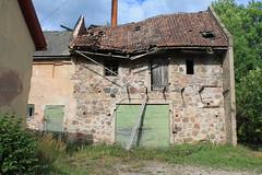 Old house (Ievinya) Tags: old oldhouse vecamāja kandava building eka house māja latvija latvia lettland lettonie letonia letland letonya