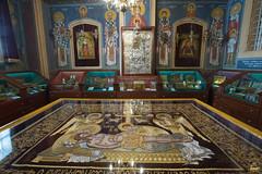 046. Божественная литургия в Киккском монастыре 03.11.2018