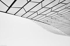 Lissabon MAAT 4 bw (rainerneumann831) Tags: lisboa lissabon maat museum architektur bw blackandwhite ©rainerneumann linien abstrakt