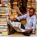 A Man of Many Words, Varanasi India