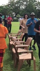 (Vid) Musical chairs (All_the_HGs) Tags: 2018 hgfa cricket match 3generations october2018 janakaranawakagrounds malliswon