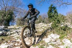 DSC04018 (BiciNatura) Tags: a6000 allmountain am bicinatura bike direttissima enduro enjoy mountain mountainbike mtb ride sony stonati vicovaro