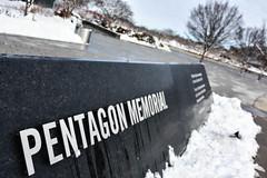 DSC_0003 (bsiu99) Tags: 911 dcsnow snowday pentagon pentagonmemorial