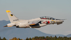 T-4 16-5670 301 Squad 11-18-5526 (justl.karen) Tags: hyakuri japan jasdf 2018 ibaraki t4 301squadron
