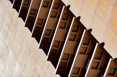 (jfre81) Tags: dallas texas tx downtown architecture abstract abstraction abstrakt minimalism minimalisme minimis lines squares vertical diagonals geometry geometric geometrie shadow
