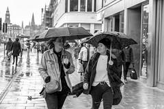 Rainy Dayz (Cycling-Road-Hog) Tags: candid canoneos750d citylife ef50mmf18stm edinburgh edinburghstreetphotography niftyfifty people places princesstreet scotland street streetphotography streetportrait style umbrella urban