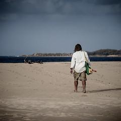 Gone Fishing... (Michael Rawle) Tags: beach ocean water people coastal southwestrocks coast places nsw newsouthwales australia au