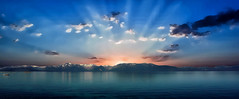 Lake Tahoe Revisited (ozoni11) Tags: lake lakes laketahoe tahoe reno nevada sunset sunsets sunrise clouds sky nature sonynex6 landscape landscapes seascape wideanglenatureozoni11michael oberman outdoors