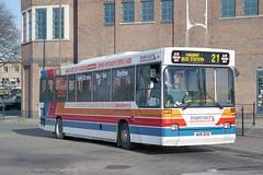 436 - 406 DCD (Solenteer) Tags: sussexcoastlinebuses stagecoachcoastlinebuses dennis dart plaxton pointer 436 406dcd n998 rcdgm 6788
