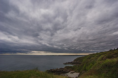 Clouds (JLM62380) Tags: bretagne breizh britain france sea mer cancale sky ciel nuages plage sable eau