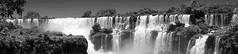Iguacu Falls - B_W (peter_a_hopwood) Tags: waterfall water iguacu brazil december 2018 sony a99 blackandwhite
