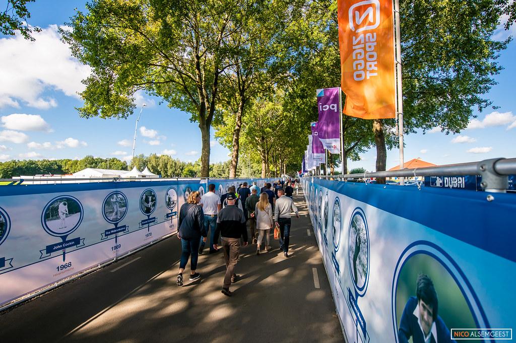 KLM Open 2018