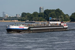 TMS Ursula - ENI 4807770 (5B-DUS) Tags: tms ursula eni 4807770 binnenschiff schiphol rhein vessel barge ship