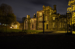 Dudley_9X7A8874 (timbertree9) Tags: colour blackandwhite dudley dudleycouncil westmidlands priory sky skyatnight architecture historic ruins eng unitedkingdom central hdr dark darksky stars clouds lighting shadows stone