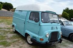 Renault Estafette (benoits15) Tags: renault estafette french car truck camion blue
