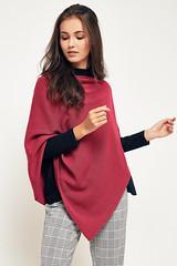 372 (beeanddonkey) Tags: narzutka beeanddonkey bee donkey dzianina knitwear fashion