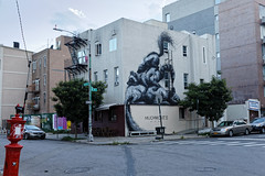 Rodents (OliveTruxi (2 Million views Thks!)) Tags: newyork nyc nychos roa streetart urbanart ny unitedstates