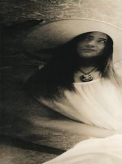 Impishly Yours (micalngelo) Tags: analog filmnphoto alternativephotography alternativeprocess lithprint lithportrait lithprocess moerschlith lomography lomojunkie pinholecamera pinhole vermeerpinholecamera trixfilm mediumformatphotography fomapaper