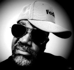 60 is the new 20... (Stu Bo - Tks for 13 million views) Tags: face selfie attitude stubo blackandwhite bw monotone proud man ageisjustanumber