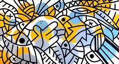 ottograph painting - set it off - acrylic and ink on canvas - 85x155 cm #ottograph 2018 (ottograph / ipainteveryday.com) Tags: ottograph amsterdam paint kmdg graffiti streetartistry streetart popart art kunst canvas painting urbanart handmade gallery freehand urbanwalls design drawing ink illustration wijdesteeg linework graphic murals artist artgallery acrylic museum painter kmdgcrew 500guns street draw colorful sketch color inspiration doodle creative artoftheday artistic artsy photooftheday love instadaily worldofartists likeforlike followforfollow beautiful bestartfeature photography instaartist instanerd instacool