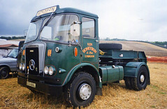 Atkinson Borderer Ken Honeybun & Sons OCG 886L (SR Photos Torksey) Tags: transport truck haulage hgv lorry lgv logistics road commercial freight traffic vehicle atkinson vintage classic