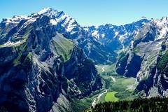 Gasterntal valley and Doldenhorn