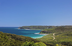 [Explored] December...Australia style! (WinRuWorld) Tags: australia december nsw newsouthwales ocean blue stateconservationarea forest landscape scenery view sky sunshine cliffs canon canonphotography outdoors turquoise water trees shoreline downunder