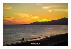 Puerto del Carmen - G16 2018-3756b (ROBERTO VILLAR -PHOTOGRAPHY-) Tags: photografikarv lzphotografika lanzarotephotográfika imagenesdelanzarote fotosdelanzarote photobank sunset puertodelcarmen