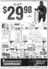 Bunnings (RS 1990) Tags: newspaper microfilm australia southaustralia theadvertiser australian adelaide june 2006 bunnings