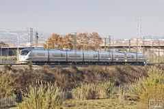 AVE 103 (Escursso) Tags: 103 ave adif barcelona cataluna martorelles mollet renfe sncf siemens highspeed railway s103 train tren