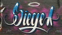 Siege... (colourourcity) Tags: streetart streetartaustralia streetartmelbourne streetartnow graffitimelbourne graffiti melbourne melbournestreetart burncity colourourcity awesome nofilters art original grimelords siege siege1 siegeone acm artcrushmob letters burner