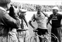 1936 TDF The First Dutchman... (Sallanches 1964) Tags: dutchcyclists tourdefrance 1936 theomiddelkamp worldchampionroadcycling tourdefrancestagewinners roadcycling
