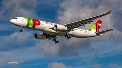 CS-TOX TAP - Air Portugal Airbus A330-300 (José M. F. Almeida) Tags: spotting lisboa lisbon lis lppt aircrafts airplane airport airlines airways aircraft cstox tap air portugal airbus a330300