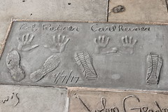 """Carl and Rob Reiner's Handprints at the TCL Chinese Theatre • <a style=""""font-size:0.8em;"""" href=""""http://www.flickr.com/photos/28558260@N04/45753633942/"""" target=""""_blank"""">View on Flickr</a>"""