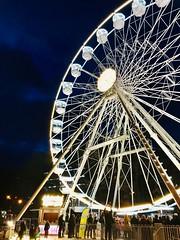 Moravské náměstí (stefan aigner) Tags: brno brünn czechrepublic ferriswheel moravskénáměstí tschechien tschechischerepublik
