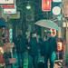 I Love Rain in Tokyo