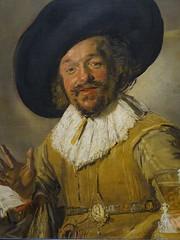 Archman who holds a berkenmeier / Frans Hals (Beyond the grave) Tags: art archmanwhoholdsaberkenmeier halsfrans franshals painting rijksmuseum netherlands holland amsterdam