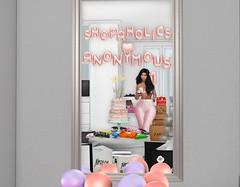 Happy 1st Birthday  Shopaholics Anonymous (Shopaholics Anonymous) Tags: sintiklia seul closet secondlife secondlifeblog