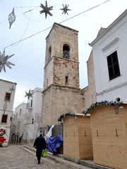 Polignano a Mare (Puglia-Italia). Iglesia de Santa Maria Assunta. Torre (santi abella) Tags: polignanoamare apulia puglia italia
