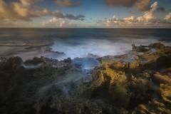 North Eastern Coastline of Aruba at sunset (jeffreywalmsley) Tags: leefilters longexposure beach coast aruba canon canon5dmarkiv sunset