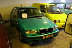 1999 Skoda Felicia Fastback (Dirk A.) Tags: 10dpvk sidecode6 1999 skoda felicia fastback onk