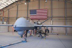 Maintainers keep the eyes in the skies (BagramAF) Tags: airman united states air force mq9 reaper maintainers flightline remotely piloted aircraft usaf us uscentcom kandahar airfield afghanistan afcent intelligence surveillance mission 62nd expeditionary attack squadron 451st group