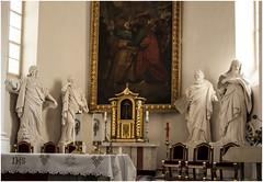 142- SAN PEDRO Y SAN PABLO- ALTAR MAYOR - VILNIUS-LITUANIA - (--MARCO POLO--) Tags: templos iglesias ciudades arquitectura curiosidades altares