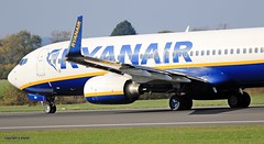 Ryanair J78A1447 (M0JRA) Tags: ryanair easyjet thomas cook aerlingus jet2 cathey pacfic tui 747 british airways geuya sky clouds vacations holidays people tower manchester airport airports flying aircraft jets engines rotate grass airplane cockpit jet trees roads buildings mountain tree city landscape forests building fields